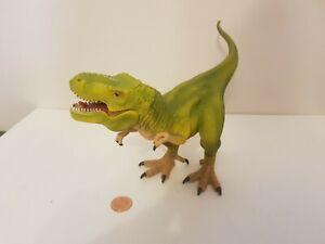 Schleich Tyrannosaurus Rex Dinosaur Figure, #14528, 10 Inches, Combine, Papo,ELC