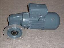 Nord AC Motor Gearbox Brake, SK 1S50AF-71 L/4 BRE5TF, 230/400V, 0.37 KW, 35 rpm