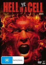 WWE - Hell In A Cell 2011 (DVD, 2011) - Region 4