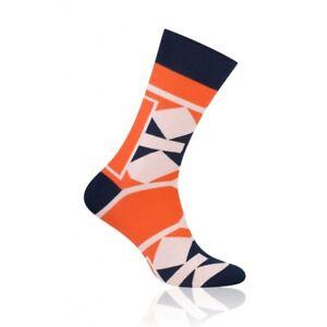 SQUARE Mens Coloured Cotton Rich Socks, Colourful Socks, Fun Socks