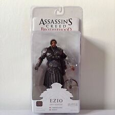 "Assassin's Creed Ezio Onyx Assassin NECA Figure Action Figure ""NEW"" SEALED"