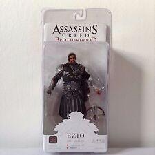 "Assassin's Creed Ezio Onyx Assassin NECA Figure Action Figure ""NEW"" SEALED"