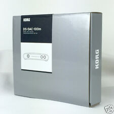 KORG DS-DAC-100M MOBILE 1BIT USB-DAC DSDAC100M