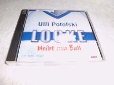 Locke bleibt am Ball  Ulli Potofski - CD OVP