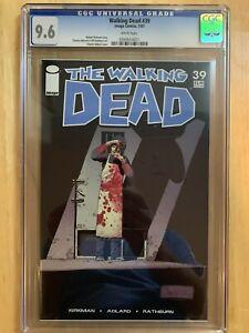 The Walking Dead #39 CGC 9.6