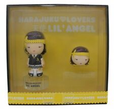 GWEN STEFANI HARAJUKU LOVERS LIL ANGEL GIFT SET 30ML EDT + 1.2G SOLID PERFUME