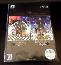 Kingdom Hearts PS3 HD 2.5 Starter pack -HD 1.5 2.5 ReMIX Japan Import NEW