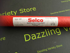 """Selco Infra Red Silica Heater Element 1000W 240V ST12A 559mm Falks 22"""""""