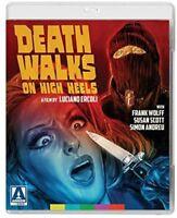 Death Walks On High Heels [New Blu-ray]