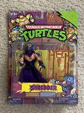 TMNT 2013 Teenage Mutant Ninja Turtles Classic Collection Shredder MOC Sealed