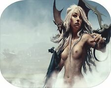 GAME OF THRONES Khaleesi mother of dragons Daenerys Targaryen computer Mouse Mat