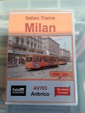 More details for italian trams milan (1996-2001) dvd