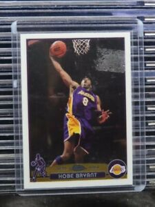2003-04 Topps Chrome Kobe Bryant #36 Lakers (C) U41