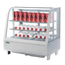 Kühlvitrine Kuchenvitrine 100 L. Polar Glaskühlvitrine Kuchentheke Getränkevitri