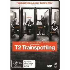 T2:TRAINSPOTTING-Region 4-Ewan McGregor, Johnny Lee Miller-New AND Sealed