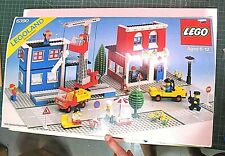 Legoland LEGO Vintage 1979 #6390 Main Street - box & instructions - See images