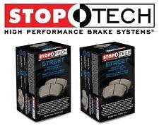 For Honda CR-V Element Front & Rear Stoptech Street Brake Pads Set Kit