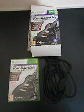 Rocksmith Xbox 360-Edición 2014-CON CABLE REALTONE-Envío Gratis