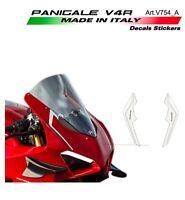 Adesivi replica per cupolino - Ducati Panigale V4R
