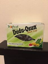 100% All Natural Dudu Osun Black Soap Anti Acne,Fungus,Blemish,Psoriasis.✔️
