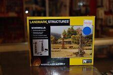 """N Woodland Scenics """"Pre-fab"""" kit 5213 * Windmills * NIB"""