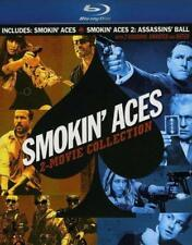 Smokin' Aces: 2-Movie Collection [Blu-ray] NEW!