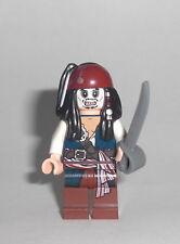 LEGO Fluch der Karibik - Jack Sparrow Skeleton - Figur Skelett Zombie Pirat 4181