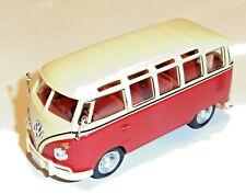 SCHUCO VW Sambabus 1960, 1/43, mint