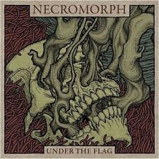 "Necromorph ""Under The Flag"" LP [POWERFUL GRIND FROM GERMANY, Brutal Truth Nasum]"