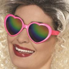 Love Heart Shape Sunglasses Mirror Lenses Party Festival glasses Elton John