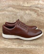 Cole Haan Grand Tour Plain Ox Woodbury Ivory Men's Dress Shoes