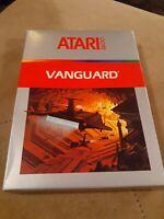 VANGUARD for ATARI 2600 ▪︎ COMPLETE IN BOX▪︎FREE SHIPPING ▪︎