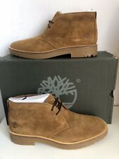 Men's Timberland Folk Gentleman Chukka Suede  Boot Size 7.5 UK