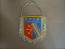 Fanion E.C.A.C. Chaumont