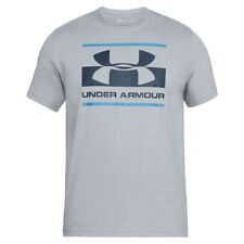 Under Armour Blocked Sportstyle Logo Maglietta a maniche corte Uomo (e8e)