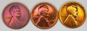 1909-1910-1911 Lincoln Wheat 1 Cent Penny***GREAT LOOKING VINTAGE COIN**
