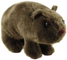 *NEW* AUSTRALIAN SUPER CUTE WOMBAT WOMBY SOFT PLUSH STUFFED TOY 18CM