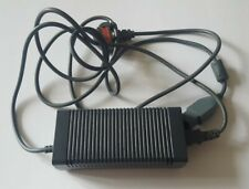 OFFICIAL MICROSOFT XBOX 360 POWER BRICK SUPPLY AC MAINS ADAPTER ADAPTOR CABLE