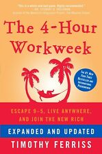 The 4-Hour Work Week by T. Ferriss (Hardcover) Book