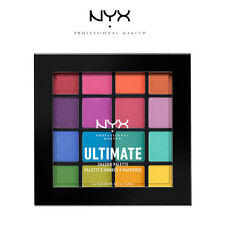 NYX Ultimate Shadow Palette Eye  USP04 - Brights  *US FAST SHIP