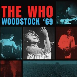 WHO,THE-WOODSTOCK'69.(cd NEW AND SEALED)