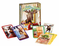 THERE'S A MOOSE IN THE HOUSE - A VERY SILLY CARD GAME KIDS MATCHING GAMEWRIGHT
