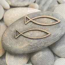20 Servietten grau Steine Fisch Kommunion Konfirmation taufe