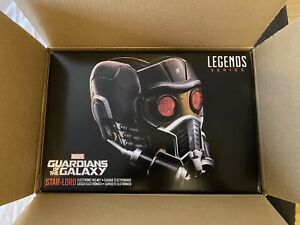 Guardians Of The Galaxy Star-Lord Helmet Marvel Legends Replica