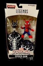 Marvel Legends Spider-Ham Monster Venom BAF Wave Pork Grind Figure Spider-Man