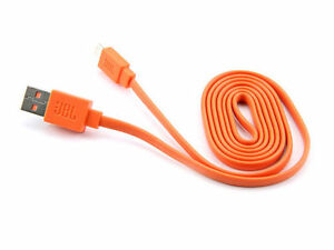 1M/3ft Micro USB charger cable for JBL Flip 4, 3, 2 Bluetooth speaker