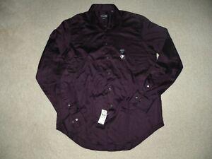 Van Heusen Slim Fit Stretch Men's LS Dress Shirt Size 16-16.5 NWT