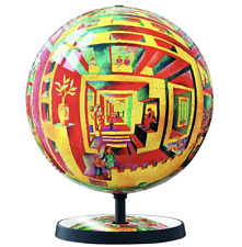 Ravensburger Illusions 3D Puzzle Puzzleball with Display Stand 540 pcs. Sealed