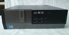 Dell optiplex 7020 SFF PC i7 4790 3.6GHz 8GB Ram 500GB HDD Win 10 Pro