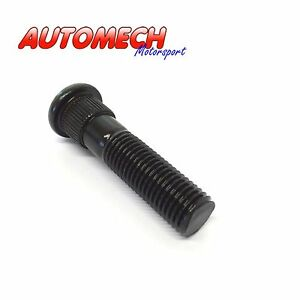 Grayston Competition Wheel Stud M14 x 1.5mm VW Group 60mm Long (SS43)